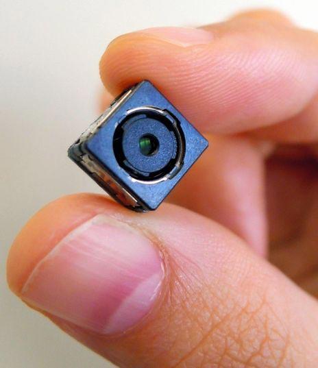 Планшеты и смартфоны смогут снимать, как камеры Lytro