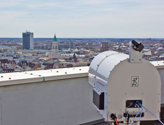 Специалисты института Фраунгофера используют для высокоскоростной передачи частоту 240 ГГц