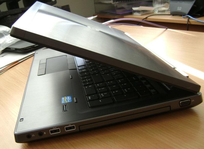 Сплав мощности и мобильности: обзор ноутбука HP EliteBook 8770w