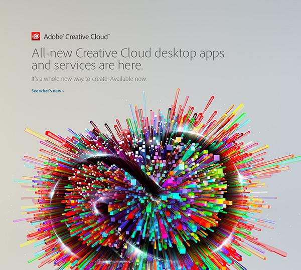 Стали доступны новые версии приложений в Adobe Creative Cloud