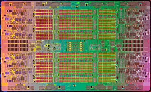 Старшая модель серии процессоров Intel Itanium 9500 стоит $4650