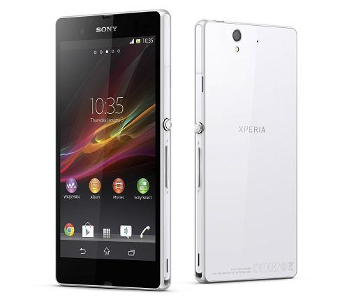 Старт продаж Sony Xperia Z