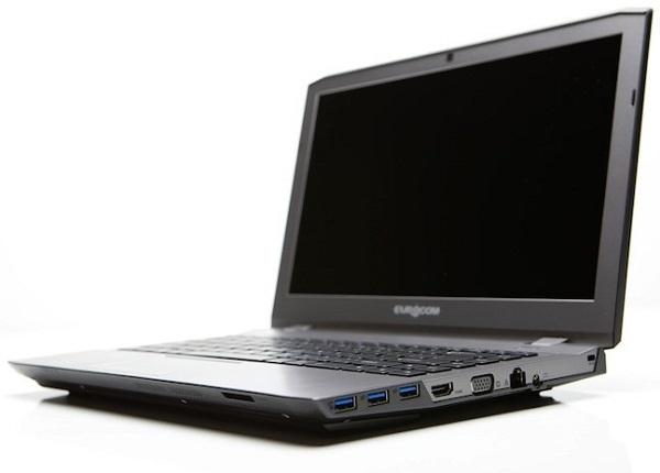 Стартовали продажи ноутбука Eurocom M3