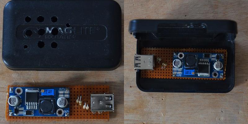 Строим универсальную, машинную USB зарядку (попытка номер раз)