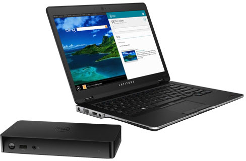 Основой Dell D5000 Wireless Dock стал чип DisplayLink DL-3900
