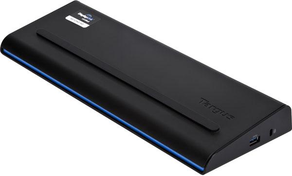 Стыковочные станции Targus ACP70USZ и ACP71USZ оснащены интерфейсом USB 3.0