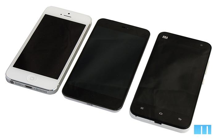 Субъективное сравнение звука Apple iPhone 5, Meizu MX2, Nokia Lumia 920 и Xiaomi Mi Two