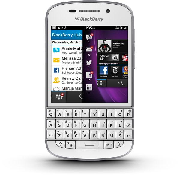 По предварительным данным, в течение года BlackBerry может продать 30-40 млн. смартфонов