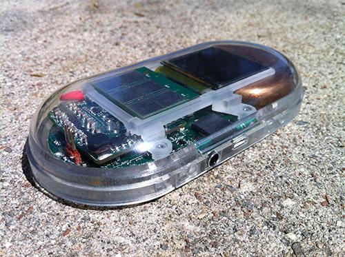 Сумасшедшая DIY игрушка: самодельный сотовый телефон со встроенным дозиметром. Часть 1