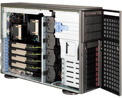 Корпус SC748TQ-R1400B