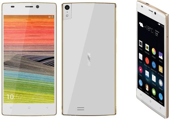 Gionee Elife S5.5 — самый тонкий смартфон в мире