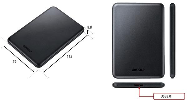 Buffalo HD-PUS500U3