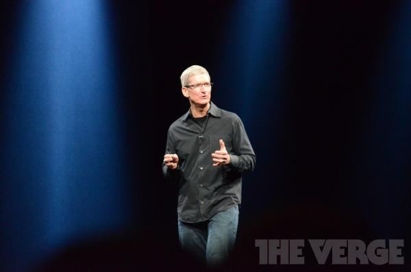 Трансляция c Apple WWDC 2012