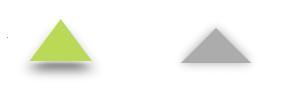 Треугольники с тенью на CSS