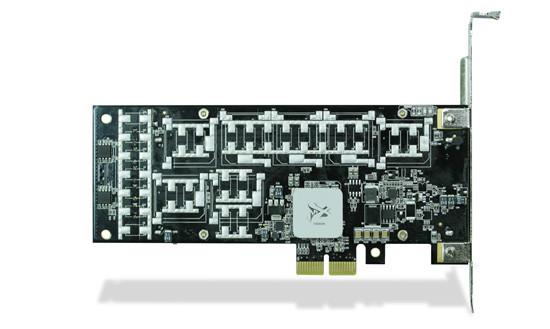Максимальная скорость чтения SSD MX Technology Express составляет 850 МБ/с, записи — 800 МБ/с