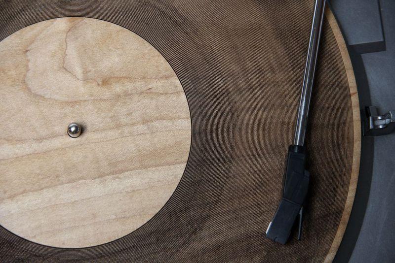 Тёплый деревянный звук