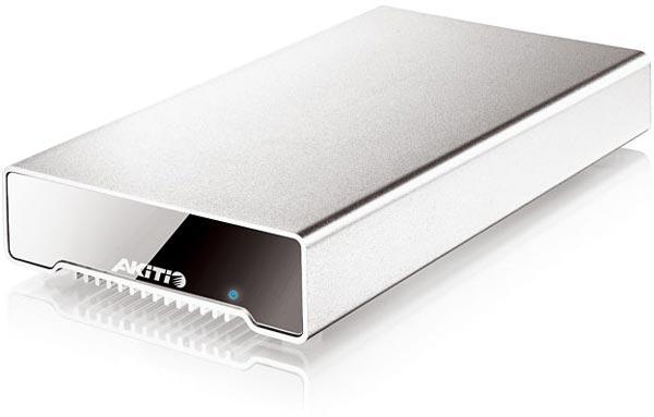 SSD Akitio Neutrino Thunderbolt Edition объемом 512 ГБ оценен в $599