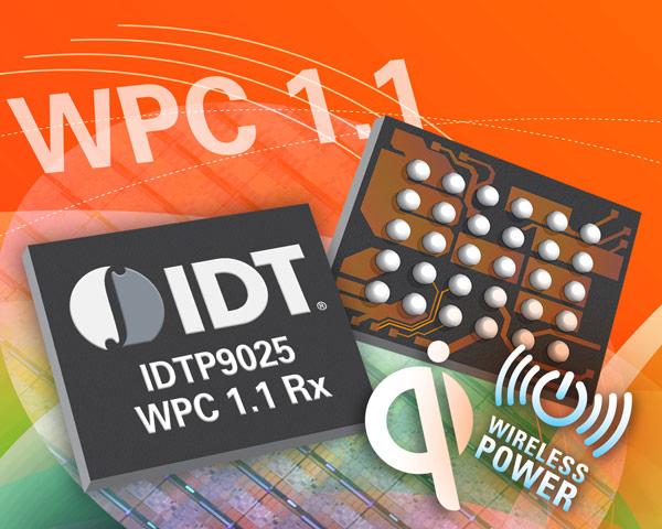 Приемник IDTP9025 выполнен в виде одной микросхемы