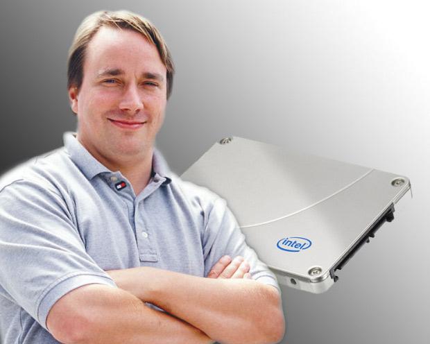 У Линуса Торвальдса сломался SSD