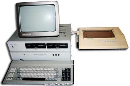 Учебный компьютер «Немига ПК 588»