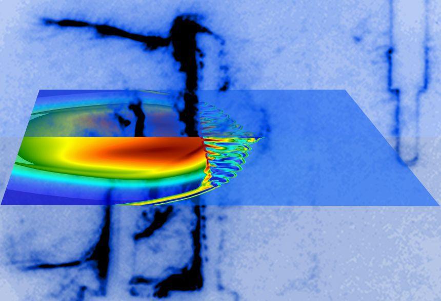 Ученые смогли создать имитацию взрыва сверхновой в лабораторных условиях