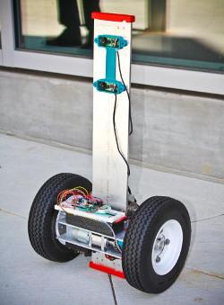Учёные разрабатывают робота ищейку для пожарных