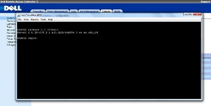 Удалённый контроль над серверами. Проблема решена. Всем DRAC!