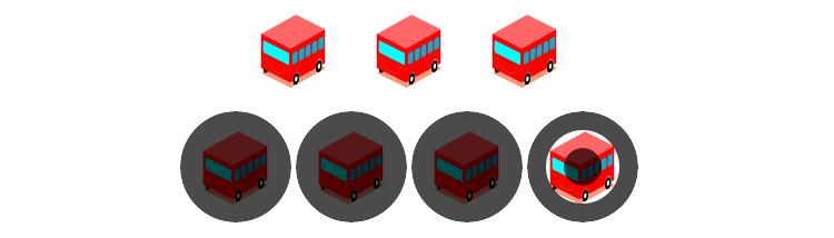 Удивительно простой, но красивый CSS эффект