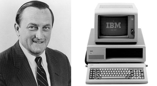Выпуск IBM PC 5150 ознаменовал выход компании на зарождающийся рынок потребительской вычислительной техники