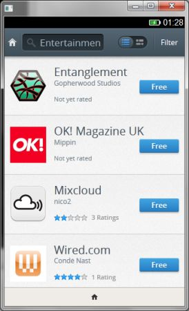 Уже можно попробовать Firefox OS — доступна бета версия эмулятора