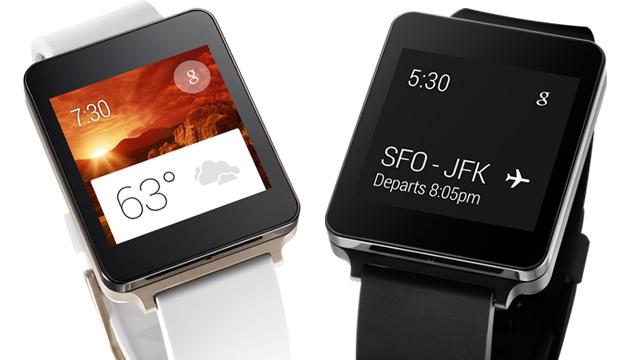 Умные часы LG G Watch доступны для предзаказа