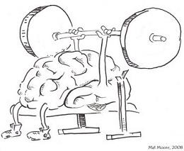 Упражнения для тренировки мозга