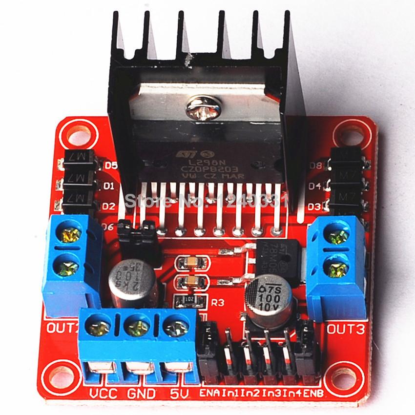 Управление RGB лентой с помощью Arduino и драйвера L298N