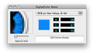 Управление цветом и дизайн UI