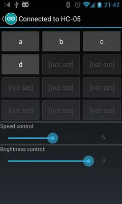 Управление декоративной подсветкой на Arduino с телефона