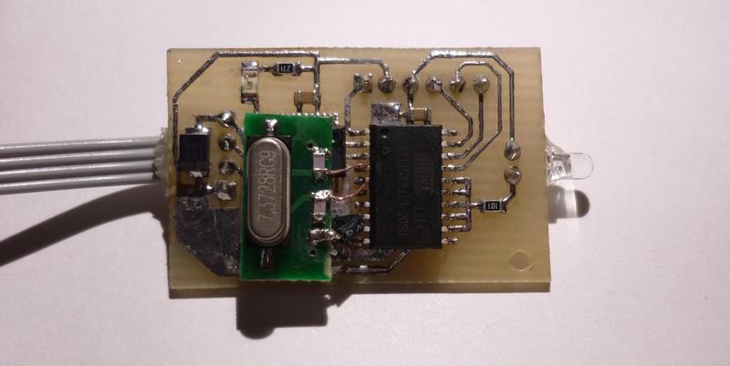 Управляем роботом пылесосом iRobot Roomba через ИК