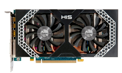 HIS Radeon HD 7850 iPower IceQ X²