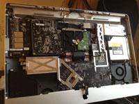 Установка Fusion Drive в iMac 2010 года