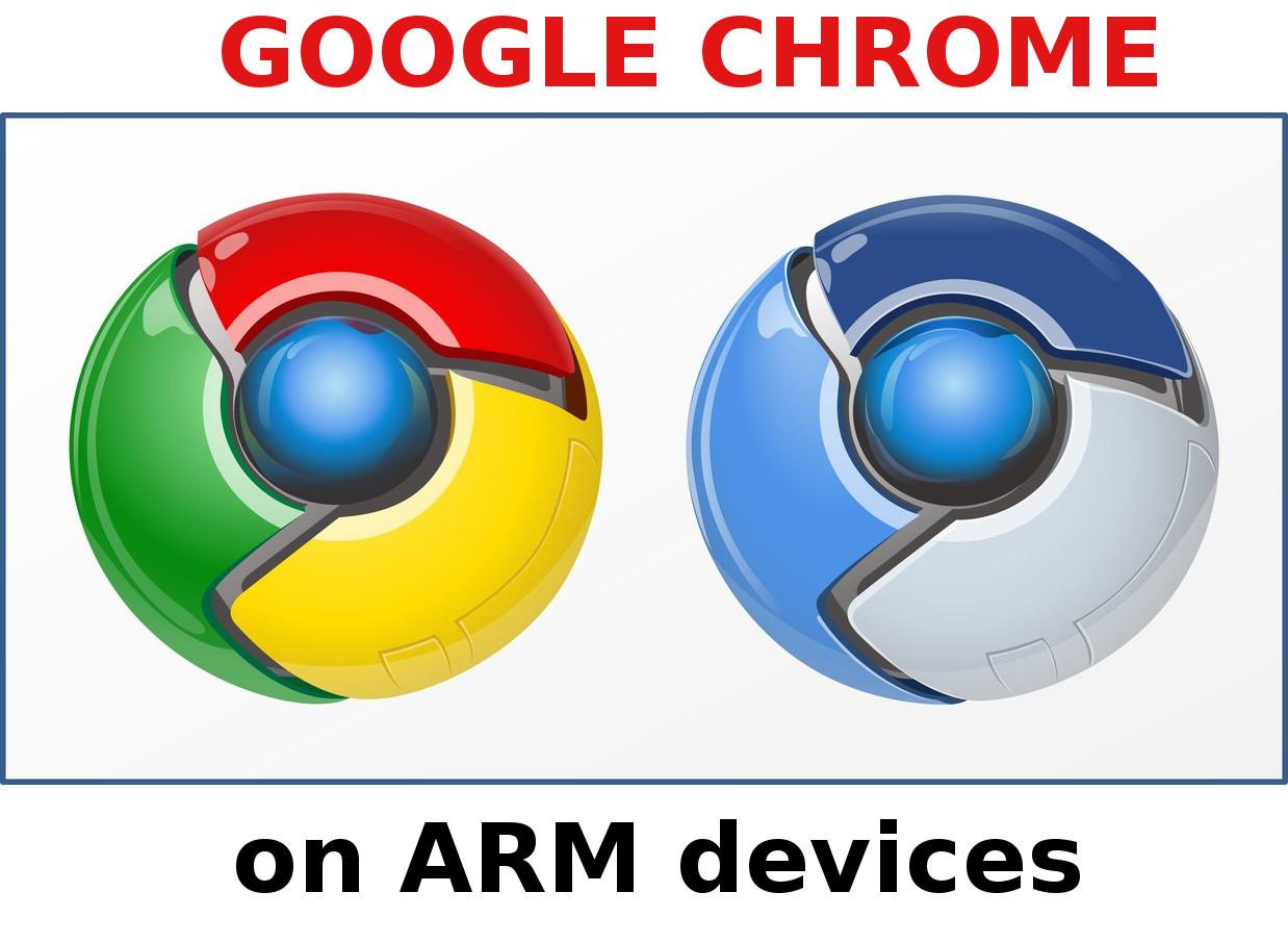 Установка Google Chromium и Flash на ARM устройства Linux