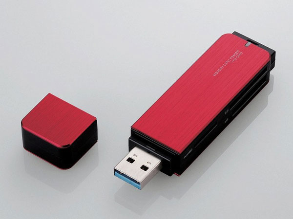Устройства для работы с картами памяти Elecom MR3-C002, MR3-C003 и MR3-C004 оснащены интерфейсом USB 3.0