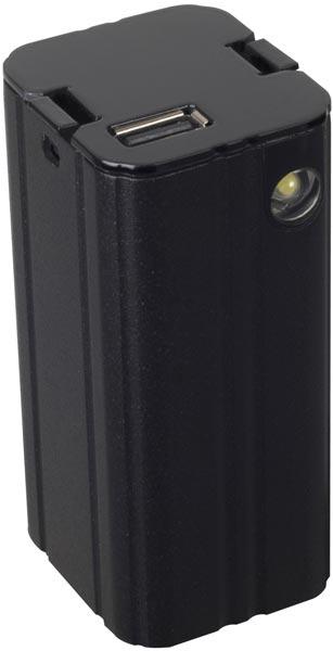 В Tertrend PB03 можно использовать щелочные элементы или никелево-металлогидридные аккумуляторы