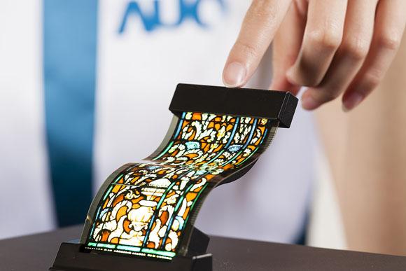 У AUO все хорошо с разработками в области OLED, но наладить серийный выпуск пока не получается