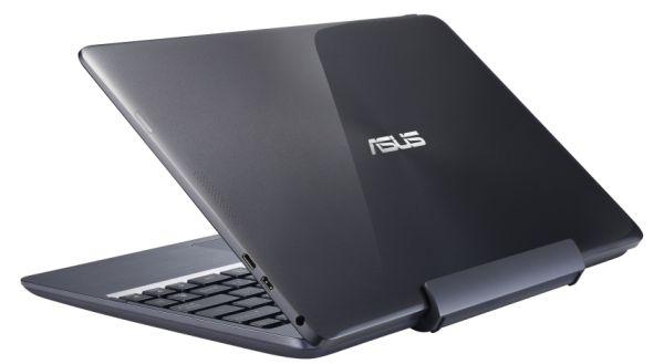 Планшетный компьютер Asus Transformer Book T100 оснащён четырёхъядерным процессором Intel Atom Z3740 (Bay Trail)