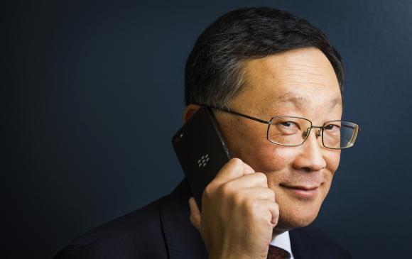 BlackBerry попытается закрепиться в корпоративном сегменте с помощью инвестиций, поглощений и партнерских связей