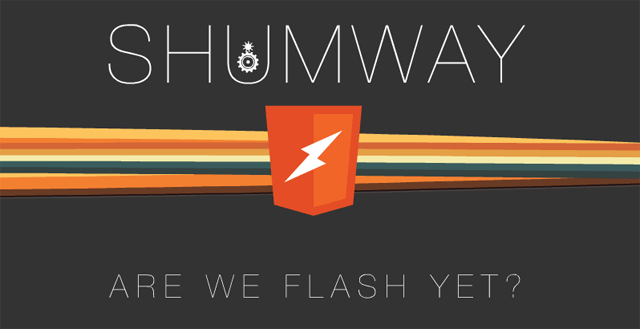 В Firefox добавили флэш плеер Shumway, написанный на HTML5
