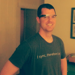 Джей Ли и Google Glass Explorer