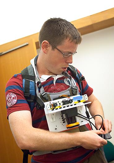 В MIT разработали систему построения карт в реальном времени для спасателей