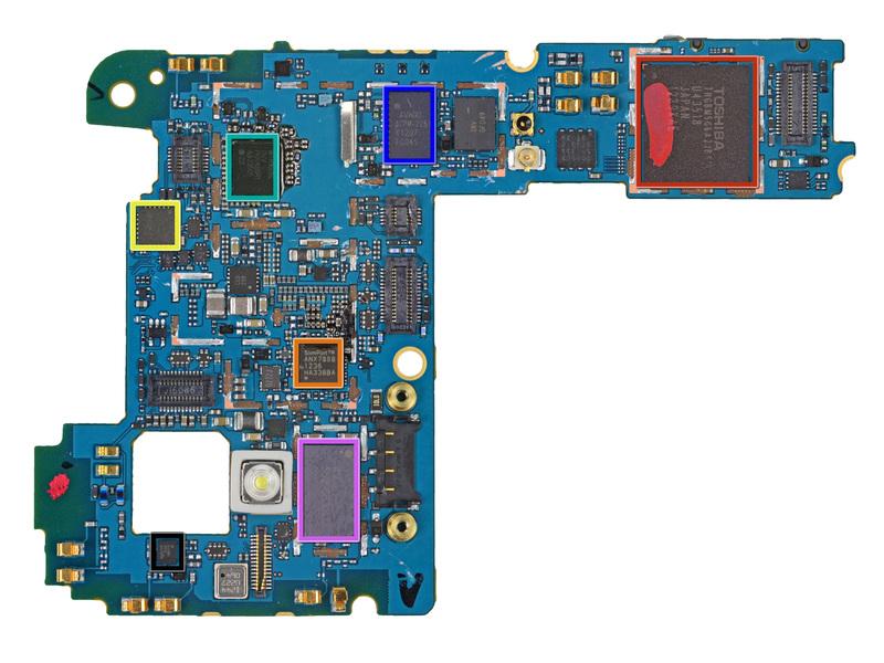 В Nexus 4 обнаружен неактивированный 4G чип