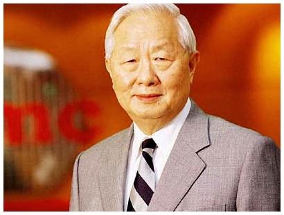 Моррис Чанг (Morris Chang), основатель и руководитель компании TSMC