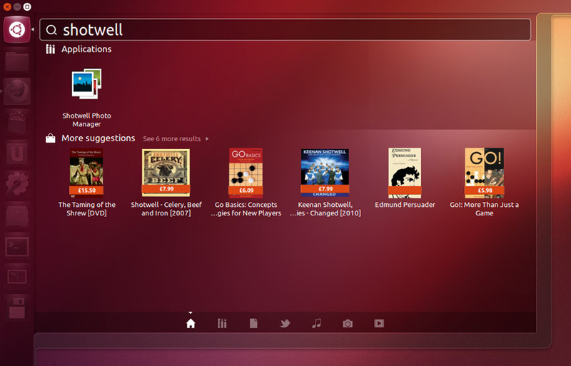 В Ubuntu 12.10 появится реклама и музыкальный магазин
